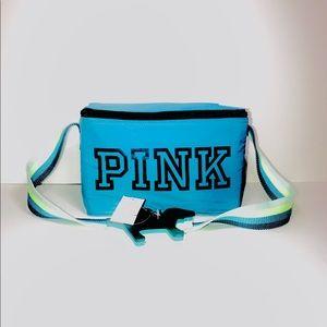 💙 PINK cooler bag